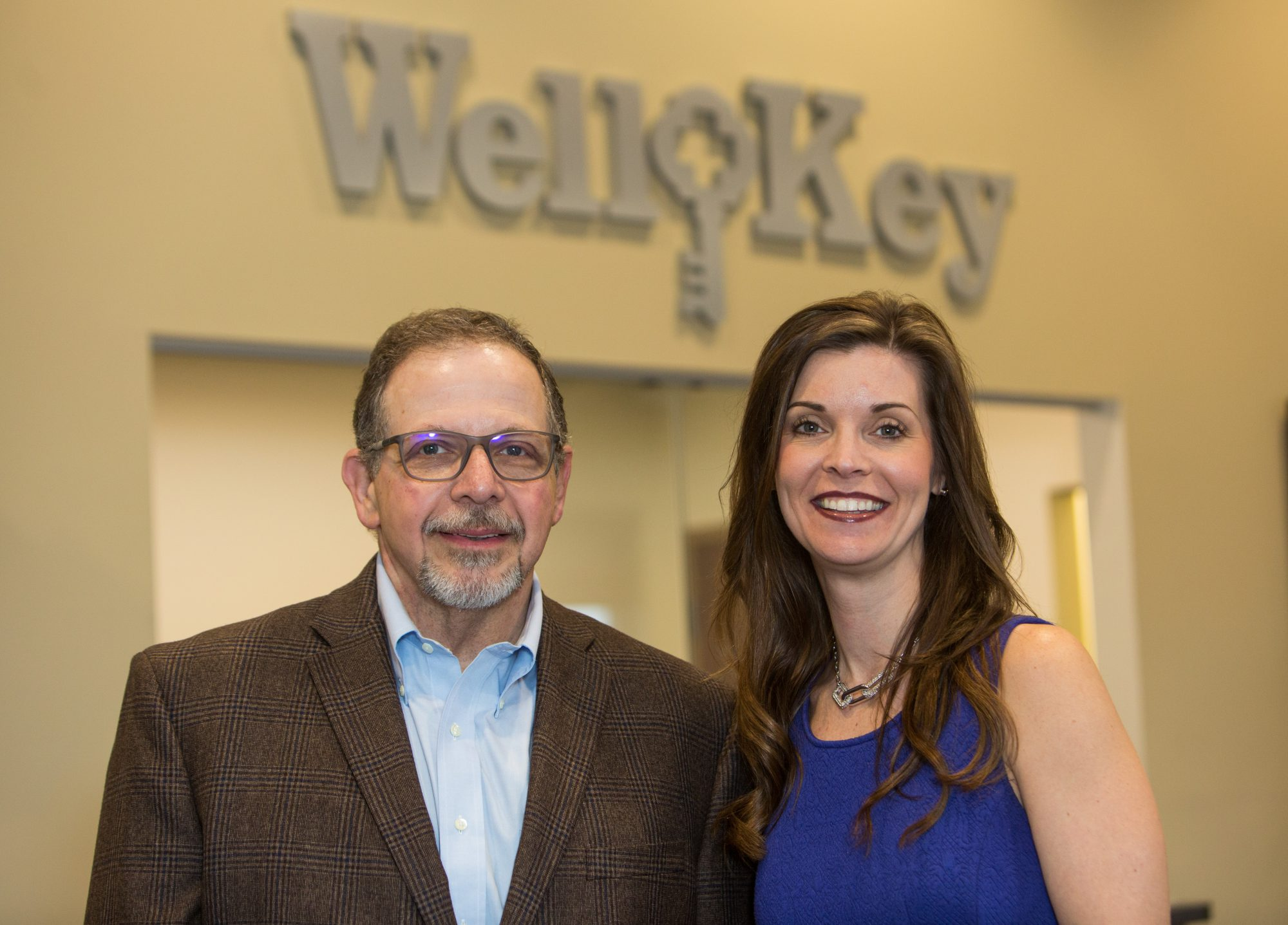Dr. Huskey and Dr. Rothwell of Well-Key Urgent Care