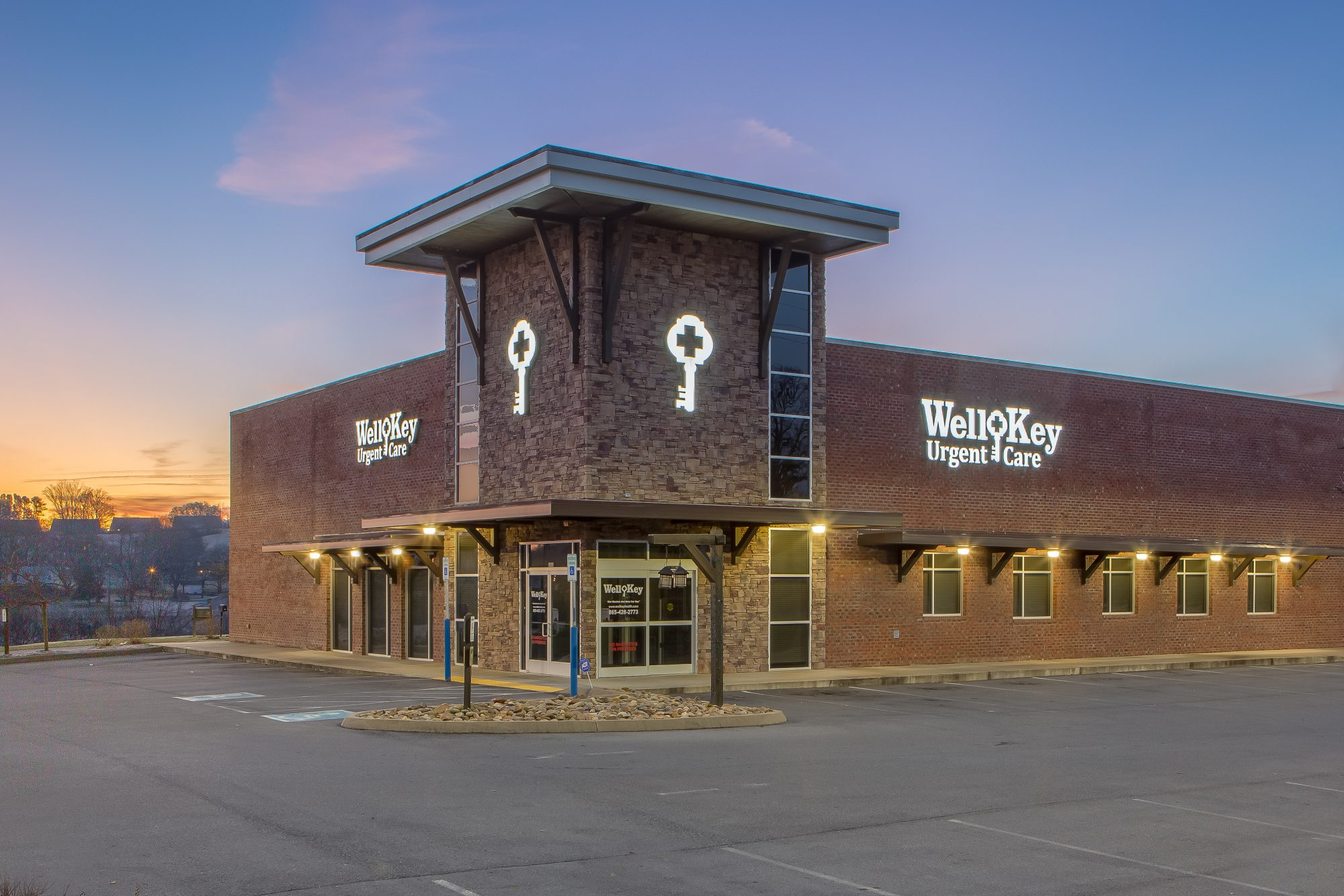 Well-Key Urgent Care in Sevierville