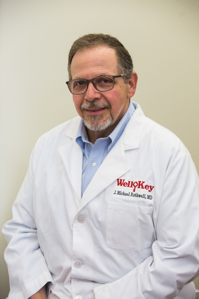 Dr. Rothwell of Well-Key Urgent Care
