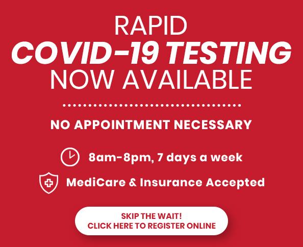 Covid 19 Rapid Testing