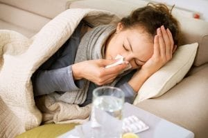 Fast Flu Recovery Image